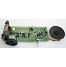 AM Receiver Experimenter Kit with Speaker image
