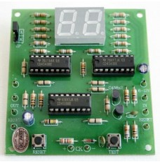 Digital Counter Kit (Two Digit) image