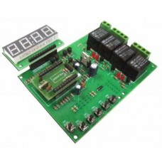 4 Ch. Programmable Timer & Clock Kit image
