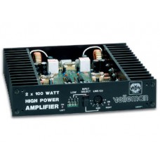 Velleman K3503 2 x 100 Watt Car Booster Amplifier kit image