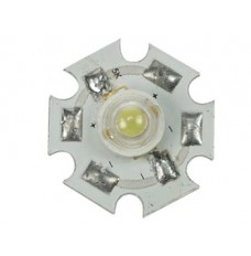 High Power LED - 1W - Pure White - 40lm image