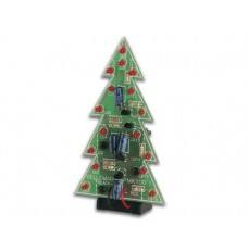 velleman mk100 Flashing LED Xmas Kit image