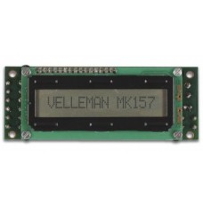 velleman mk157 Mini LCD Message Board Kit image