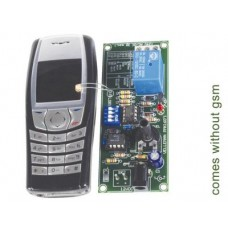 velleman mk160 Remote Control Via GSM Mobile Phone Kit image