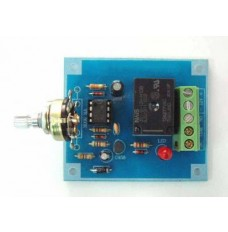 Windshield Wiper Timer Module image