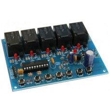 5 Channel Multifunction Switch image