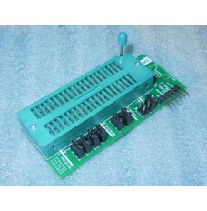 40 pin ZIF socket for use with PICKIT ICSP image