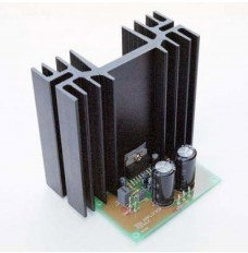 50 Watt Hi - Fi Audio Amplifier Kit image