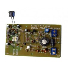 FM Transmitter and 250mW power amplifier kit image