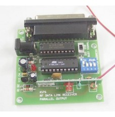 RF DATA LINK Receiver Kit - Parallel Output image