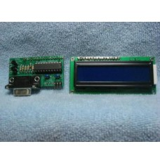 Serial LCD Control kit image