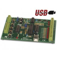 USB Experiment Interface Board image