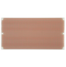 SB1660 Solderable PC BreadBoard, 4 Mounting Holes, Matches Double-BB830 breadboard