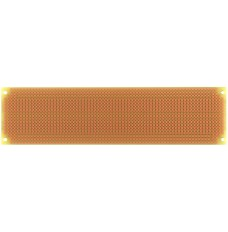 SB830 Solderable PC BreadBoard, 4 Mounting Holes, Matches BB830 breadboard with Power Rails