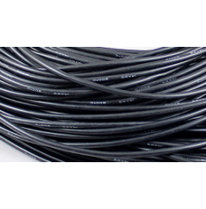 Black Silicone Wire 18 AWG