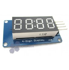 catalex 4 digit display with colon I2C interface promo