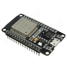 ESP32 is a single chip 2.4 GHz Wi-Fi and Bluetooth combo chip designed with TSMC low power 40nm technology.