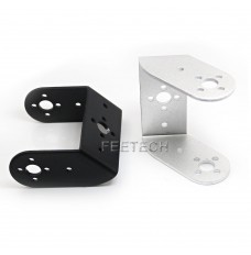 Aluminum Oblique U Bracket 54mm FK-XS-001
