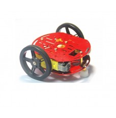 2WD DIY Mini Robot Mobile Platform Kit Smart Robot Car Chassis