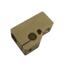 Hot End Heater Block for K8400 Vertex 3D Printer