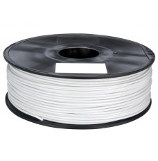 White ABS 1.75mm 3D Printer Filament