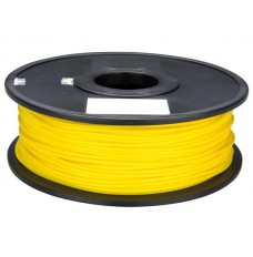 1.75mm PLA 3D Printer Filament Yellow