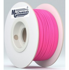 1.75mm PLA Fluorescent Red 1kg MG Chemicals