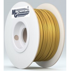 1.75mm PLA Gold 3D Printer Filament 1KG Spool