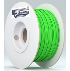 1.75mm PLA Green 3D Printer Filament 1KG Spool