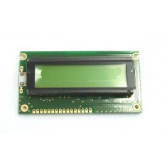 PowerTip PB1602F B LCD 16 x 2 LCD Alphanumeric display