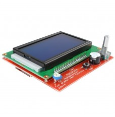 Control panel for RepRap printer shield for RAMPS