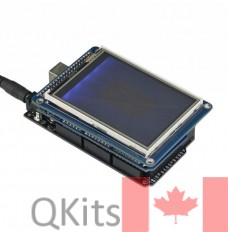 """3.2"""" TFT LCD Touch Screen with Interface Shield for MEGA"""