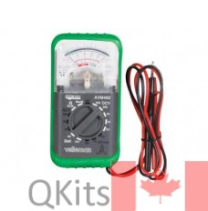 Analog Multimeter image