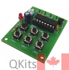 6 Sounds, 6 Switch Siren Kit image