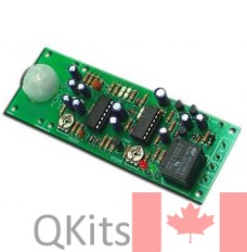 Passive Infra Red Sensor Switch Kit image