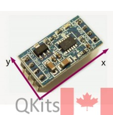 3 Axis accelerometer image