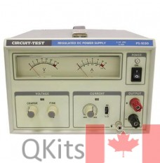 0-30VDC@10A Power Supply image