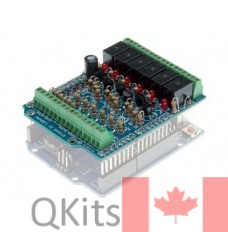 I/O Shield for Arduino® image