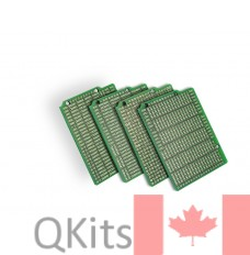 Arduino 4 pack of prototyping boards