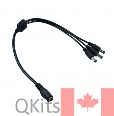2.1mm Guitar Power Pedal Cable image