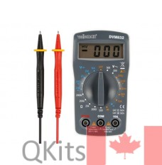 VELLEMAN DIGITAL MULTIMETER DVM832