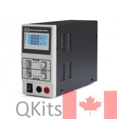 DC LAB SWITCHING MODE POWER SUPPLY 0-30VDC 0-10A MAX with LCD DISPLAY