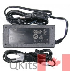 12VDC 5A Desktop Regulated Switching Power Supply