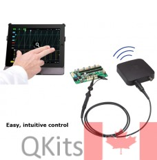 2-Channel WLAN Digital Storage Oscilloscope