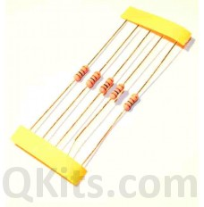 100 ohm 1 watt metal film resistors