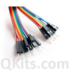 10 pin jumper cable 3 pack