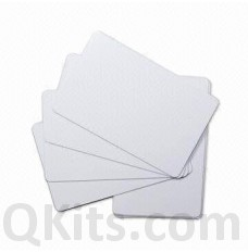 125kHz Proximity Cards 0.8mm 20 pack