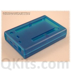 Plastic Enclosure for Arduino DUE (BLUE)