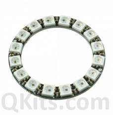 16 LED addressable ring for Arduino