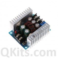 300W 20A Constant Current Adjustable Buck Converter Step-Down Voltage Module
